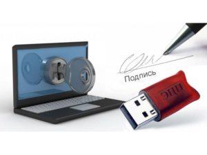 эектронная цифровая подпись (ЭЦП)