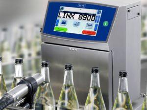 каплеструйный принтер Linx 8900