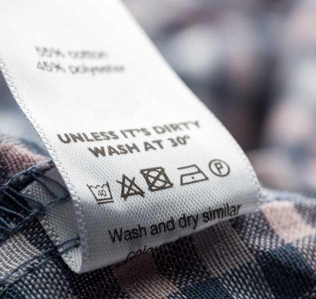 Маркировка одежды и постельного белья