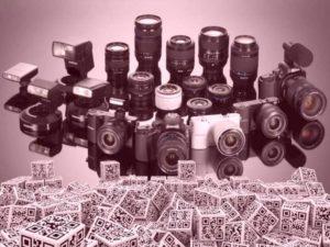 маркировка фотоаппаратов и фотовспышек
